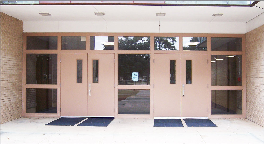 High Quality Commercial And Industrial Doors And Frames