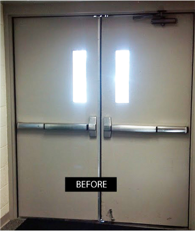 Fire-Rated Doors Installation