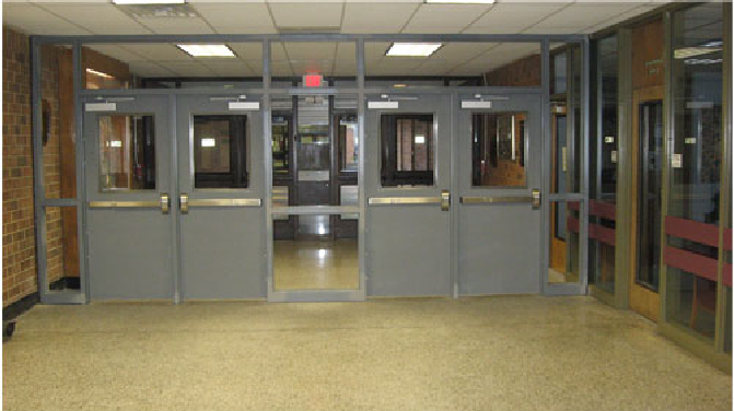 Commercial and Industrial Doors and Frames