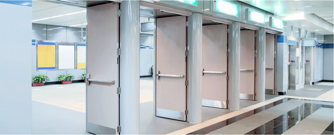High Quality Commercial Doors